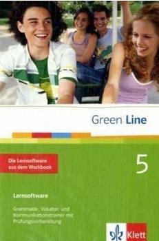 Klett Verlag Green Line Band 5 9.Klasse (DE) (Win)