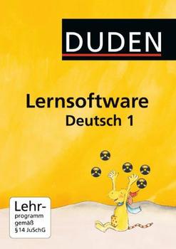 Duden Lernsoftware Deutsch 1 (DE) (Win)