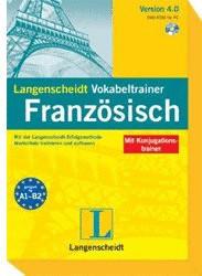 Langenscheidt Vokabeltrainer Französisch 4.0 (DE) (Win)