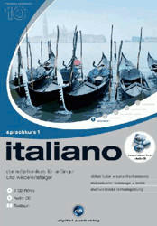 Digital Publishing Interaktive Sprachreise V10: Italienisch Teil 1 (DE) (Win)
