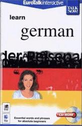 EuroTalk Talk Now Learn German (EN) (Win/Mac)