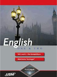 USM MultiLingua Classic Englisch 1 & 2 (DE) (Win)