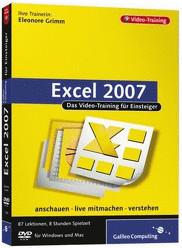 Rheinwerk Verlag Excel 2007 - Das Video-Training für Einsteiger (DE) (Win/Mac)