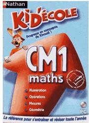 Nathan Kid´école CM1 : Maths 2008 (FR) (Win)