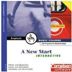 Cornelsen A New Start Interactive - Basic Course (DE) (Win)