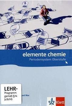 Klett Verlag Elemente Chemie Periodensystem Oberstufe (DE) (Win/Mac)