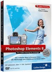 Rheinwerk Verlag Photoshop Elements 8 - Das Video-Training für Einsteiger (DE) (Win/Mac)