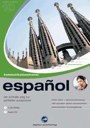 Digital Publishing Interaktive Sprachreise V10: Kommunikationstrainer Spanisch (DE) (Win)