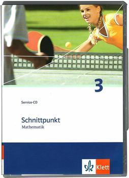 Klett Verlag Schnittpunkt Mathematik 3 Service-CD (DE) (Win)