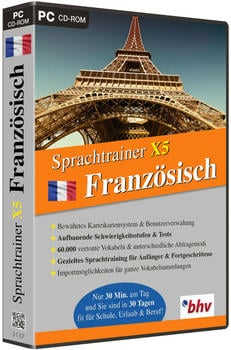 Koch Media Sprachtrainer X5 Französisch