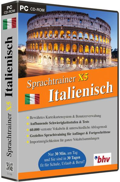 Koch Media Sprachtrainer X5 Italienisch
