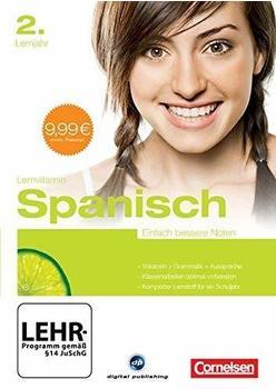 Cornelsen Lernvitamin - Spanisch 2. Lernjahr (DE) (Win)