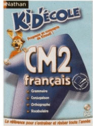Nathan Kid´école CM2 : Français 2007 (FR) (Win)