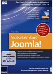 Franzis Video-Lernkurs Joomla! (DE) (Win/Mac)