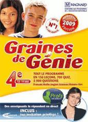 Mindscape Graine de génie 4ème 2009 (FR) (Win)