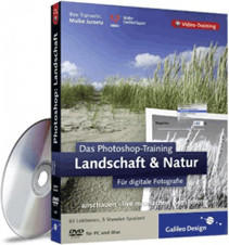 Rheinwerk Verlag Das Photoshop-Training für digitale Fotografie - Landschaft und Architektur (DE) (Win)