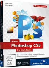 Rheinwerk Verlag Adobe Photoshop CS5 - Die Grundlagen (DE) (Win/Mac/Linux)