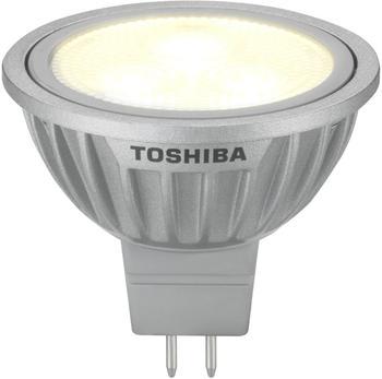Toshiba LED Reflektor 5,2W GU5.3 2700K