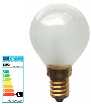 S+H Scharnberger Tropfenlampe 45x75 mm Sockel E14 230 Volt 25 Watt grün
