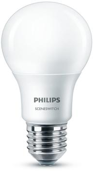Philips SceneSwitch 8W(60W) E27 (PHI588840)