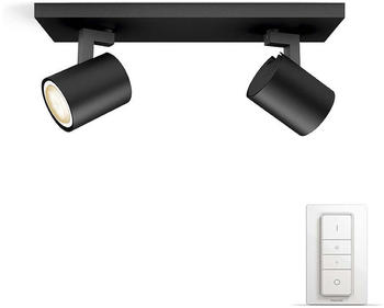 Philips Connected Luminaires Runner Hue Spot schwarz (5309230P7)