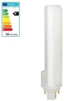 Bioledex G24 LED Lampe Universalsockel 10W 800Lm 5000K Drehbar