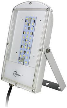 BIOLEDEX ASTIR LED Fluter 12VDC 14W 1200Lm 120 3000K Grau