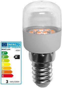 Müller-Licht LED-Kühlschranklampe 2,5W E14 (400261)