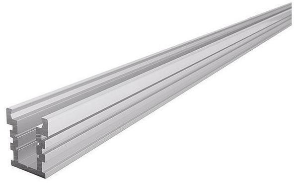 Deko-Light Kapego, IP-Profil, U-hoch, befahrbar EU-01-12 für 12 - 13,3 mm LED Stripes, Alum ...
