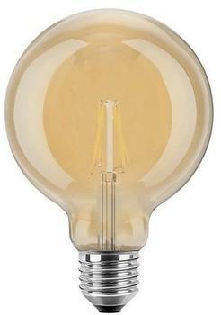 Blulaxa LED Filament Vintage Globelampe G125 E27 warmweiß EEK: A+