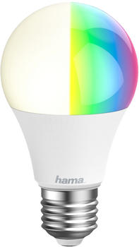 Hama WiFi LED 10W E27 RGB dim (00176547)