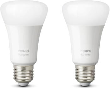 Philips Hue White E27 Bluetooth Doppelpack