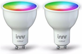 innr Smart LED Spot Colour GU10 Doppelpack (RS 230 C)