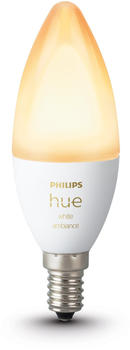 Philips Hue White Ambiance Einzelpack E14 Bluetooth (72629400)