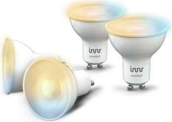 innr Smart LED Spot Comfort GU10 5W Z3.0 4er-Set (RS 229T-4)