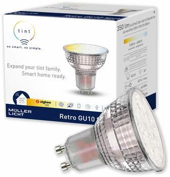Müller-Licht int LED-Reflektor Retro white (404024)