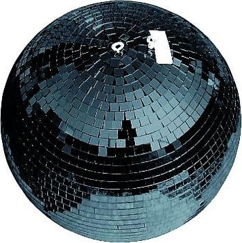 Eurolite Spiegelkugel 40cm schwarz
