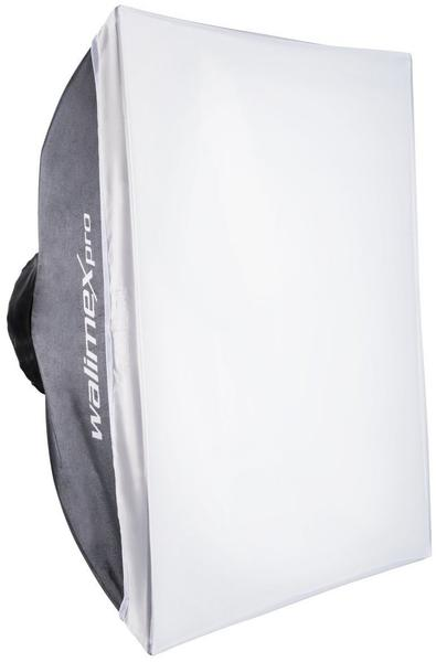 Walimex pro Softbox 60x60 faltbar HenselEH/Richter