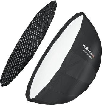 Walimex pro Studio Line Beauty Dish Softbox QA105 mit Softboxadapter Profoto