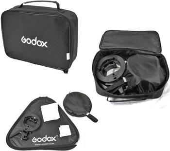 Godox S-Bracket Bowens + Softbox 40x40cm + Grid