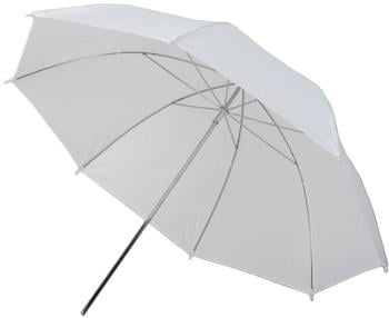Quenox Durchlichtschirm 84 cm weiß