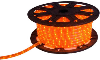 Best Season LED Ropelight orange 45m