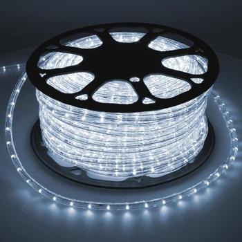 ECD Germany LED-Lichterschlauch 50m 6000K kaltweiß