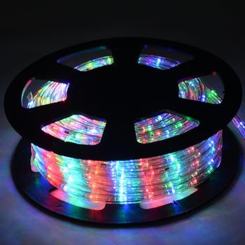 Costway LED Lichterschlauch RGB 30m