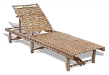 VidaXL Bamboo Lounger 41499