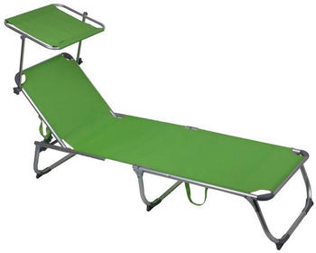 Garden Pleasure Kiso mit Sonnendach grün (504665)