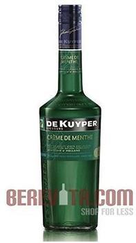 De Kuyper Creme de Menthe grün 0,7l 24%