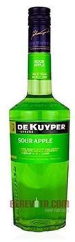 De Kuyper Saurer Apfel 0,7l 15%