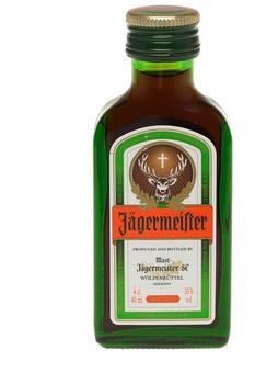 Jägermeister 24 x 0,04l 35%