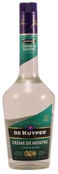 De Kuyper Creme de Menthe weiß 0,7l 24%